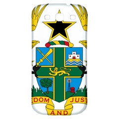 Coat of Arms of Ghana Samsung Galaxy S3 S III Classic Hardshell Back Case