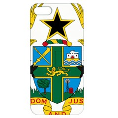 Coat of Arms of Ghana Apple iPhone 5 Hardshell Case with Stand