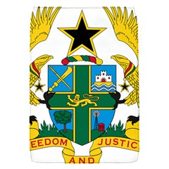 Coat of Arms of Ghana Flap Covers (S)