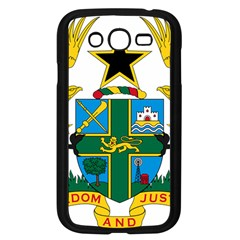 Coat of Arms of Ghana Samsung Galaxy Grand DUOS I9082 Case (Black)