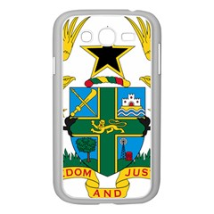Coat of Arms of Ghana Samsung Galaxy Grand DUOS I9082 Case (White)