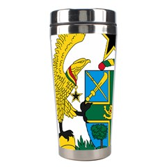 Coat of Arms of Ghana Stainless Steel Travel Tumblers