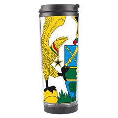 Coat of Arms of Ghana Travel Tumbler