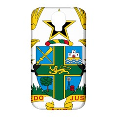Coat of Arms of Ghana Samsung Galaxy S4 Classic Hardshell Case (PC+Silicone)