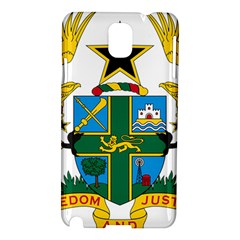 Coat of Arms of Ghana Samsung Galaxy Note 3 N9005 Hardshell Case