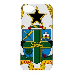 Coat of Arms of Ghana Apple iPhone 5S/ SE Hardshell Case