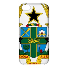 Coat of Arms of Ghana Apple iPhone 5C Hardshell Case