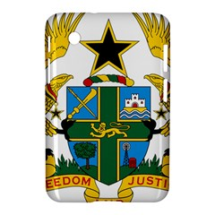 Coat of Arms of Ghana Samsung Galaxy Tab 2 (7 ) P3100 Hardshell Case