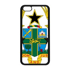 Coat of Arms of Ghana Apple iPhone 5C Seamless Case (Black)