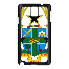 Coat of Arms of Ghana Samsung Galaxy Note 3 N9005 Case (Black)