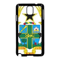Coat of Arms of Ghana Samsung Galaxy Note 3 Neo Hardshell Case (Black)