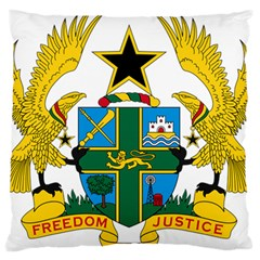 Coat of Arms of Ghana Standard Flano Cushion Case (One Side)