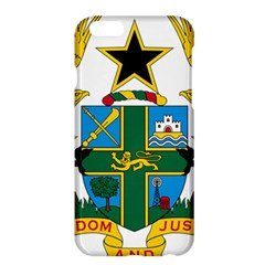Coat of Arms of Ghana Apple iPhone 6 Plus/6S Plus Hardshell Case