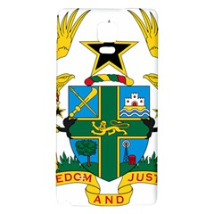 Coat of Arms of Ghana Galaxy Note 4 Back Case