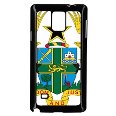 Coat of Arms of Ghana Samsung Galaxy Note 4 Case (Black)