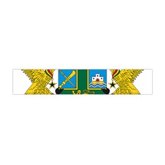 Coat of Arms of Ghana Flano Scarf (Mini)