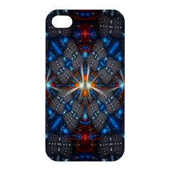 Fancy Fractal Pattern Apple Iphone 4/4s Hardshell Case