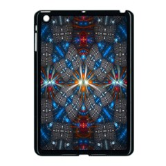 Fancy Fractal Pattern Apple Ipad Mini Case (black)