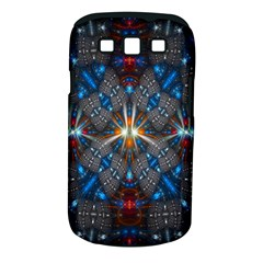 Fancy Fractal Pattern Samsung Galaxy S III Classic Hardshell Case (PC+Silicone)