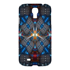 Fancy Fractal Pattern Samsung Galaxy S4 I9500/I9505 Hardshell Case