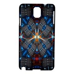 Fancy Fractal Pattern Samsung Galaxy Note 3 N9005 Hardshell Case