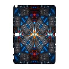 Fancy Fractal Pattern Galaxy Note 1