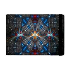 Fancy Fractal Pattern iPad Mini 2 Flip Cases