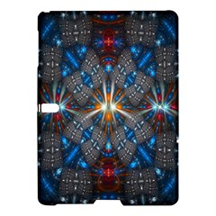 Fancy Fractal Pattern Samsung Galaxy Tab S (10.5 ) Hardshell Case