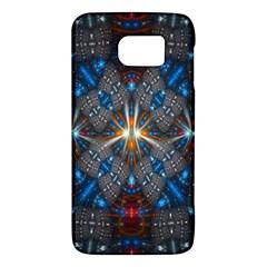 Fancy Fractal Pattern Galaxy S6