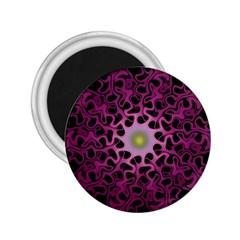 Cool Fractal 2.25  Magnets