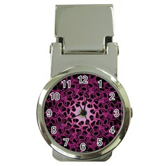 Cool Fractal Money Clip Watches