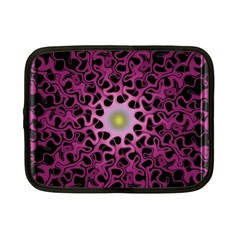 Cool Fractal Netbook Case (Small)