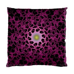 Cool Fractal Standard Cushion Case (two Sides)