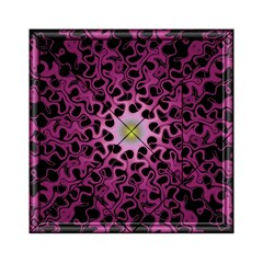 Cool Fractal Acrylic Tangram Puzzle (6  X 6 )