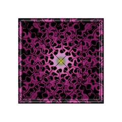 Cool Fractal Acrylic Tangram Puzzle (4  x 4 )