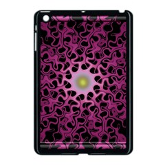 Cool Fractal Apple Ipad Mini Case (black)