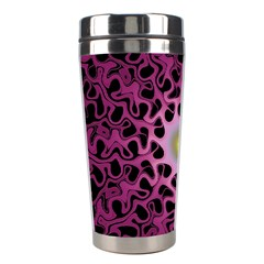 Cool Fractal Stainless Steel Travel Tumblers