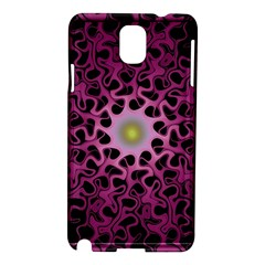 Cool Fractal Samsung Galaxy Note 3 N9005 Hardshell Case