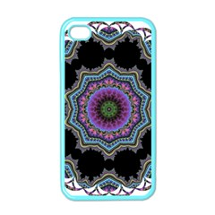 Fractal Lace Apple iPhone 4 Case (Color)