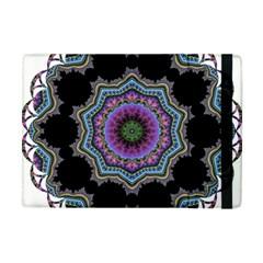 Fractal Lace Apple iPad Mini Flip Case