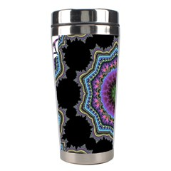 Fractal Lace Stainless Steel Travel Tumblers