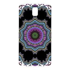 Fractal Lace Samsung Galaxy Note 3 N9005 Hardshell Back Case