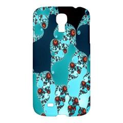 Decorative Fractal Background Samsung Galaxy S4 I9500/i9505 Hardshell Case