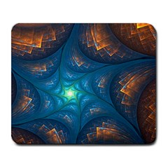 Fractal Star Large Mousepads