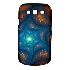 Fractal Star Samsung Galaxy S Iii Classic Hardshell Case (pc+silicone)
