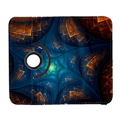 Fractal Star Galaxy S3 (Flip/Folio)