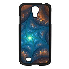 Fractal Star Samsung Galaxy S4 I9500/ I9505 Case (black)