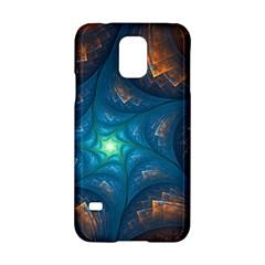 Fractal Star Samsung Galaxy S5 Hardshell Case