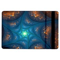 Fractal Star iPad Air Flip