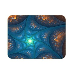 Fractal Star Double Sided Flano Blanket (Mini)